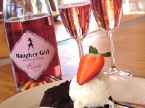 Naughty Girl Rosé is lustfully luscious, seductively sweet and  provocatively pink! Naughty Girl is a sweet sparkling rosé guaranteed to  pleasure the palate ...