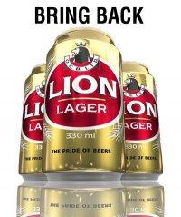 Lion Lager Retro Evening @ SAB - Celebrating Brands Past - Mr. Cape ...