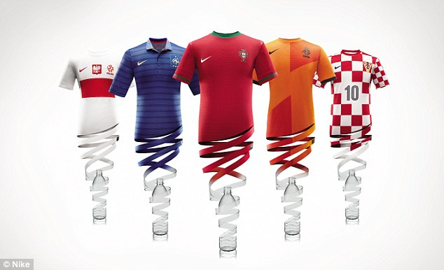 new style 4f027 b8f3c Really awesome print advert they have run with that I included above. Here  are the home and away EURO 2012 kits of Netherlands, Portugal, Croatia, ...