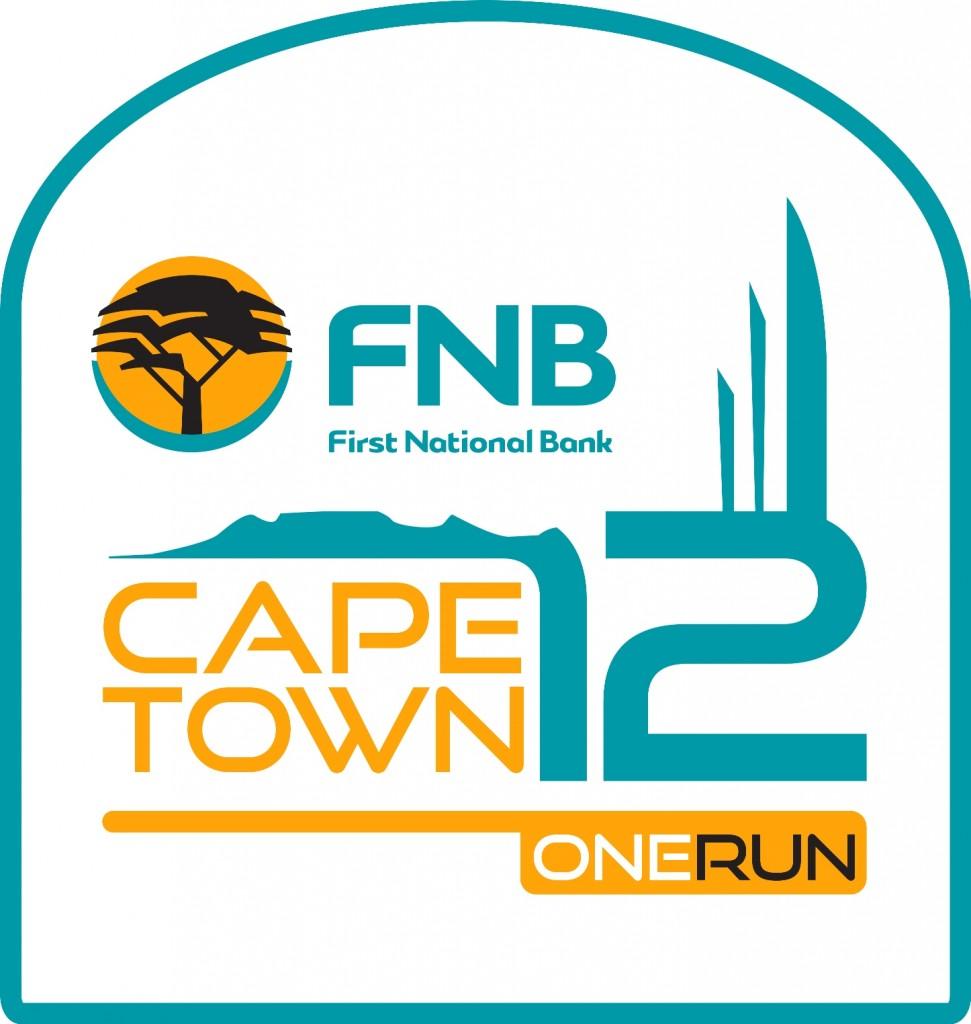 FNB CAPE TOWN 12 ONERUN event logo