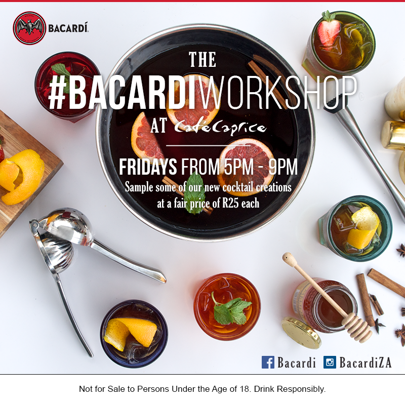 bacardiworkshop
