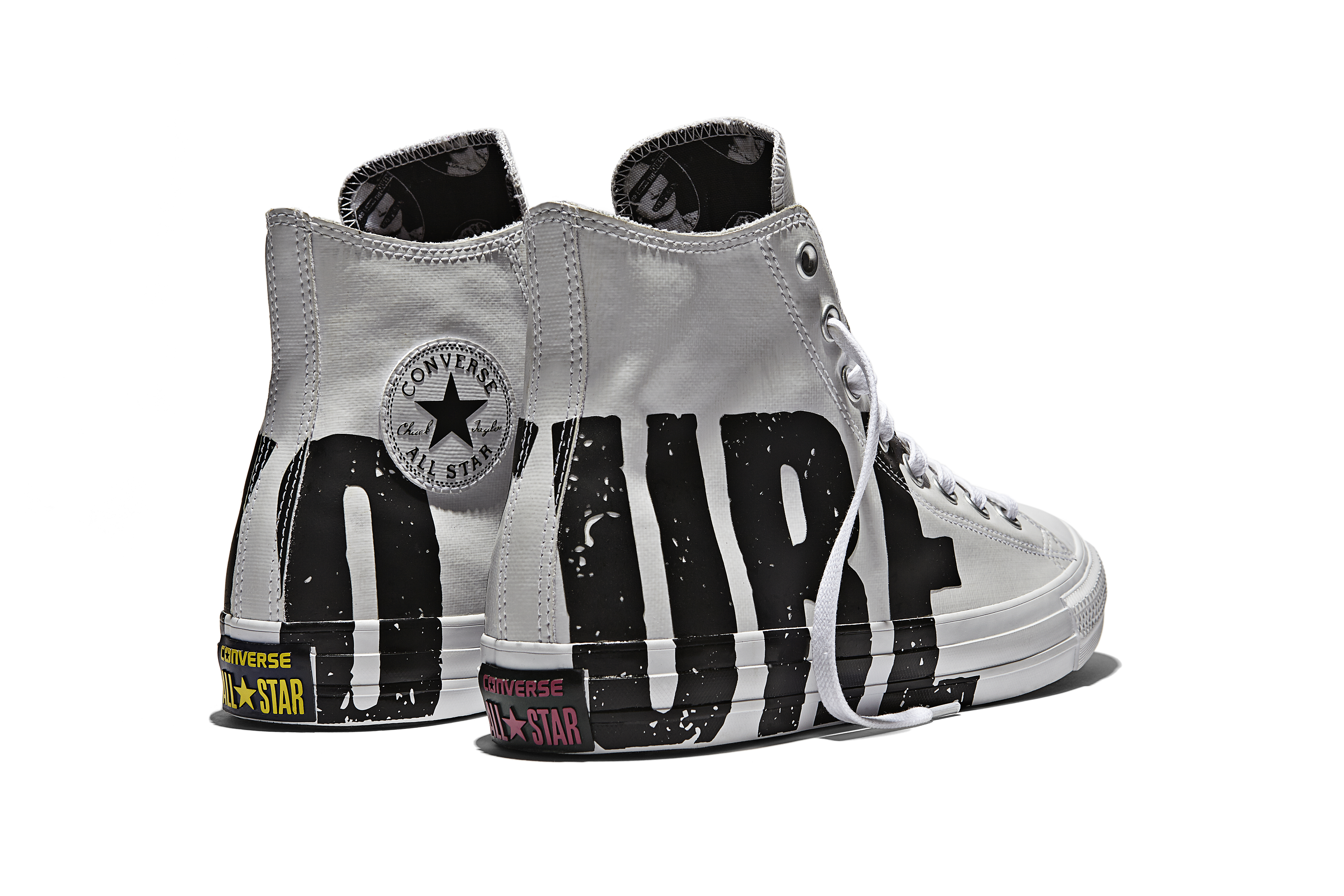 ad95d75c173b The Sex Pistols Collection!  Converse Chuck Taylor All Star Leather Sex Pistols - Pair 33867  Converse Chuck Taylor All Star Rubber Sex Pistols - Back 33866 ...