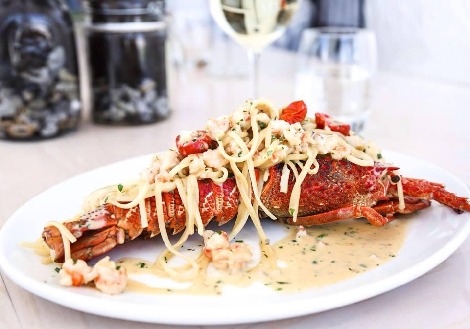 crayfish linguine