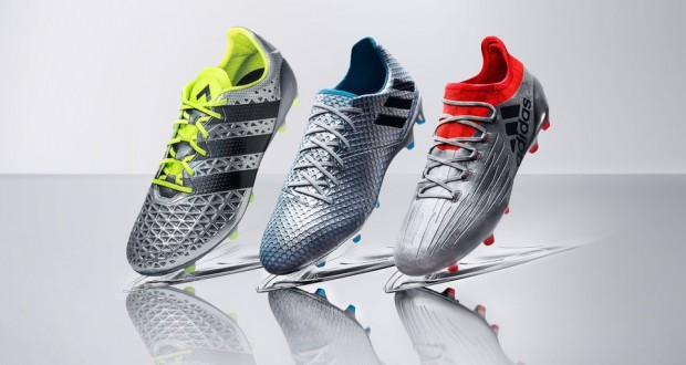 Adidas Football: Mercury Pack!