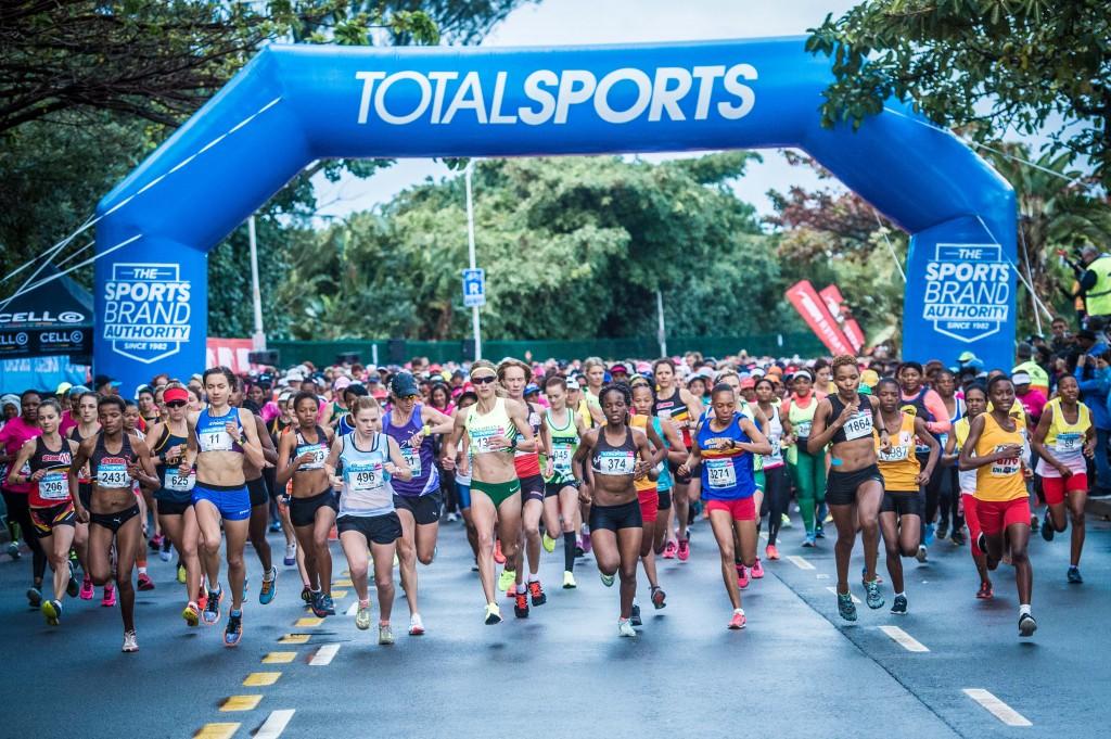Totalsports Women's Race photo credit Tobias Ginsberg