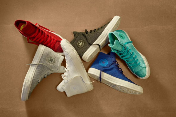 3b580d9c8bf2 The new Chuck Taylor All Star x Nike Flyknit collection for Winter 2017  marks the first time Converse has incorporated Nike Flyknit technology into  any of ...