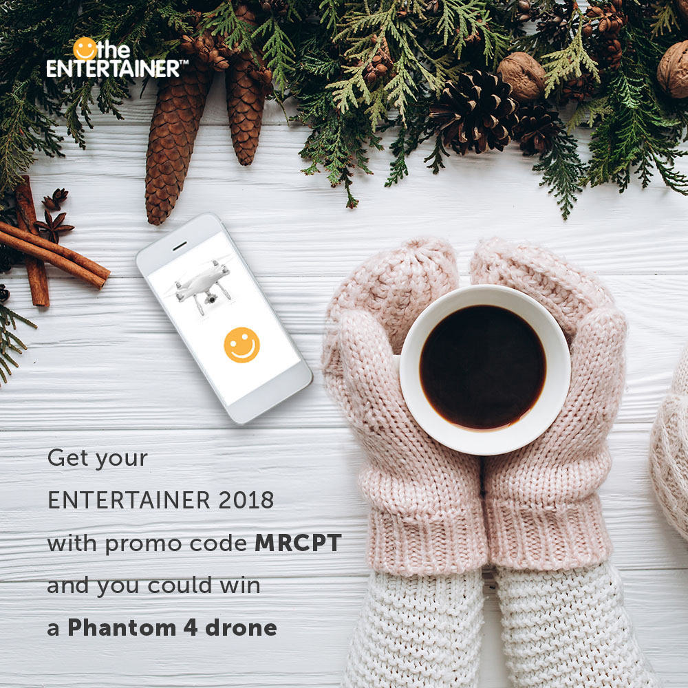 the entertainer app 2018 discount code - mr. cape town