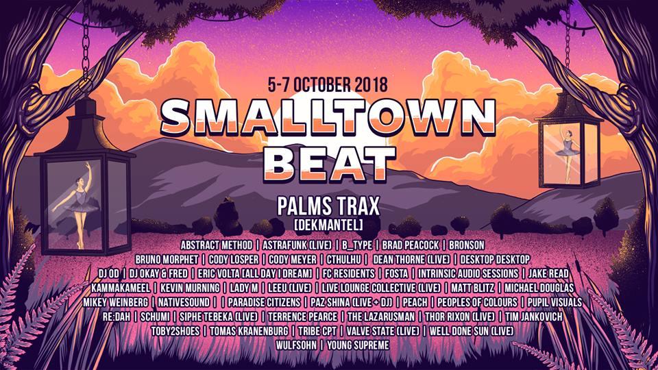 Smalltown Beat Lineup