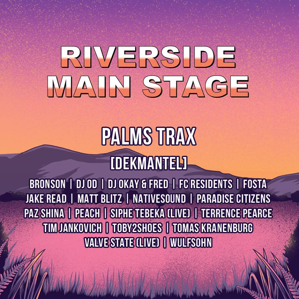 riverside stage