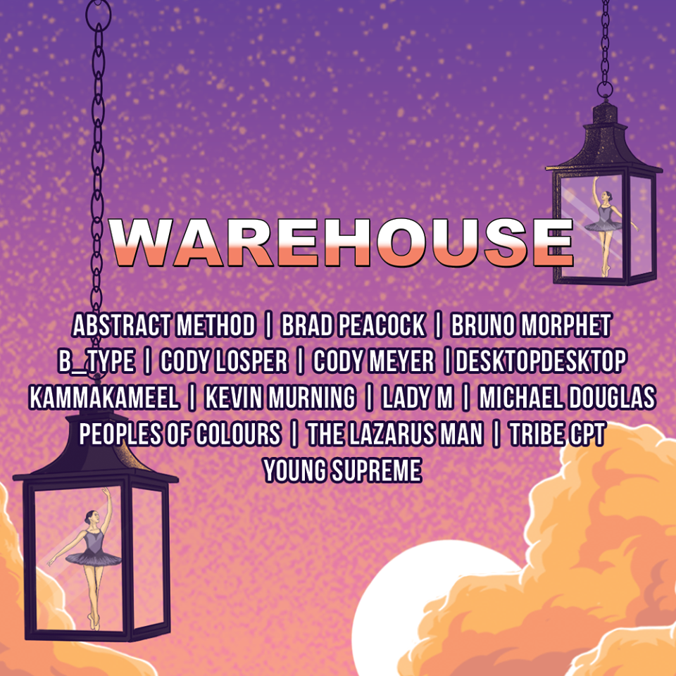 warehouse stage