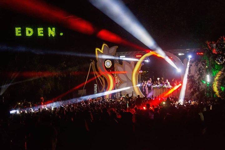 Eden Stage