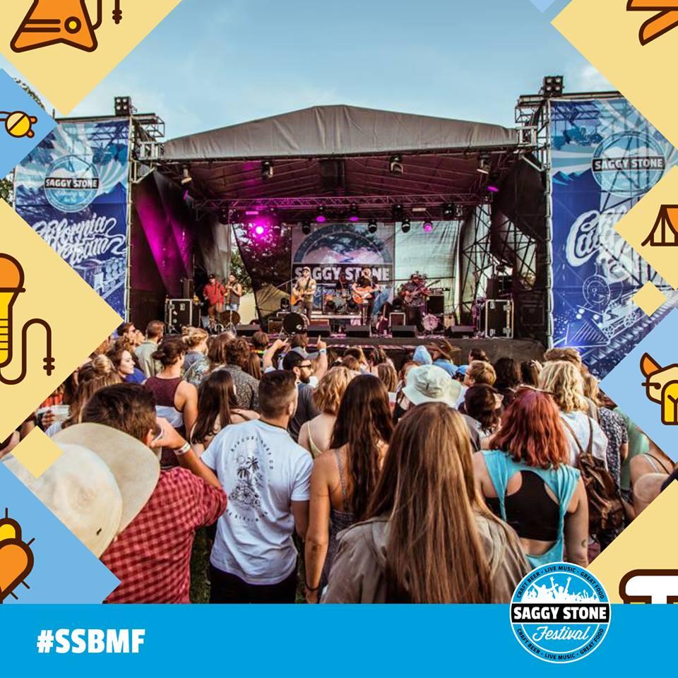 Saggy Stone Music Festival